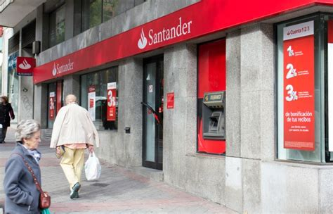 Banco Santander recortará la plantilla un 5%: habrá hasta ...