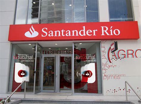 BANCO SANTANDER RIO, Sucursal, Eficiencia 3 on Behance