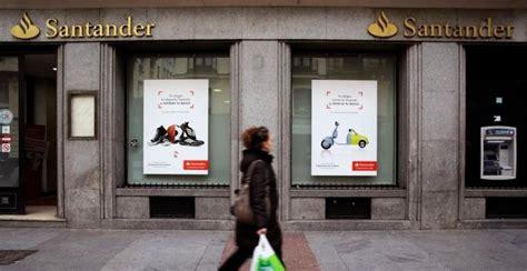 Banco Santander tendrá que devolver 42.600 euros a un ...