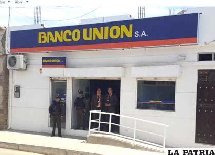 Banco Unión amplía horario de atención al público – eju.tv