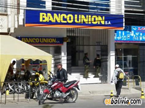 Banco Unión dará más servicios financieros
