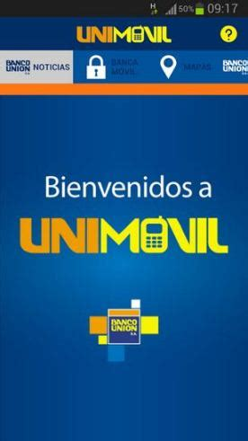 Banco Unión estrena Unimovil para smartphones   Noticias