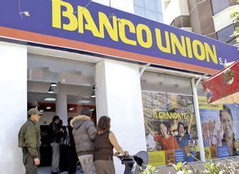 Banco Unión expande servicios hacia el transporte de valores