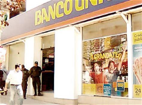 Banco Unión paga en todas sus agencias y da fin a largas filas