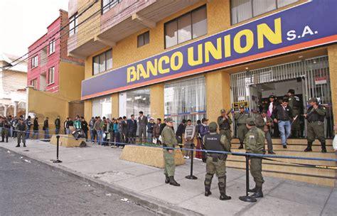 Banco Unión pone en vigencia «biometría facial» para la ...