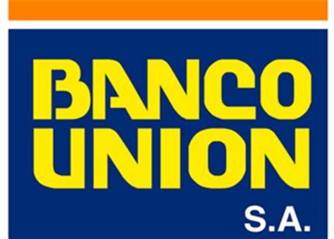 Banco Unión promociona crédito productivo y de vivienda ...