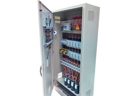 Bancos de condensadores   Ingeniería & Productos SAS