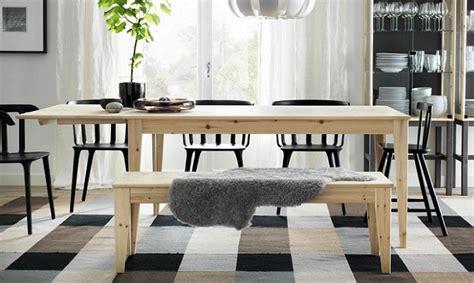 bancos de madera ikea   mueblesueco