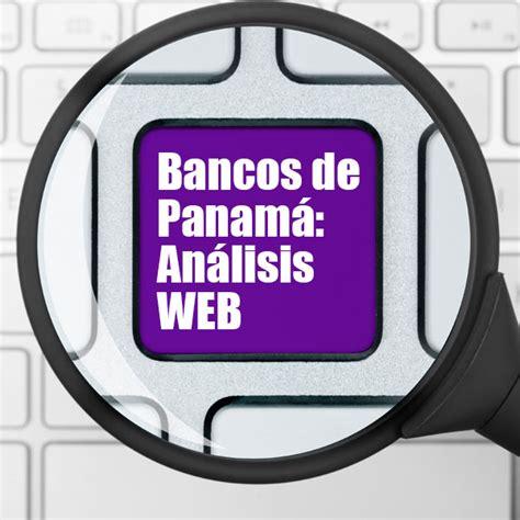 Bancos de Panamá y el posicionamiento web   Latamclick