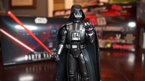 Bandai: Star Wars Darth Vader 1/12 Scale Model Kit Review ...