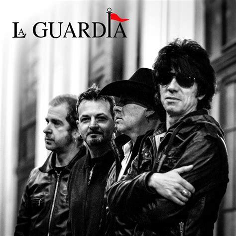 Bandas españolas de rock de los años 80, 90. La Guardia