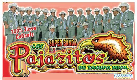 Bandas y Grupos Musicales: Los Pajaritos de Tacupa