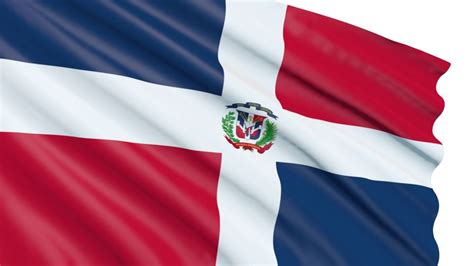 Bandera 3D Republica Dominicana animada gratis   YouTube