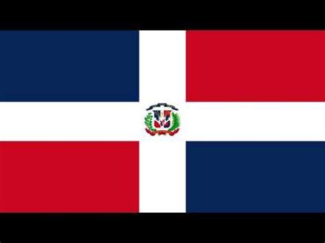 Bandera e Himno Nacional de República Dominicana   Flag ...