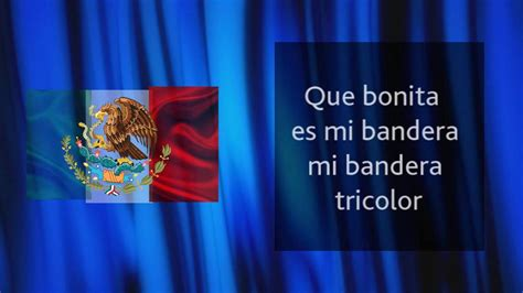BANDERA MEXICANA himno infantil EBDV unzion Band   YouTube