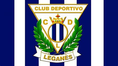 Bandera y Escudo del Club Deportivo Leganés   Leganés ...