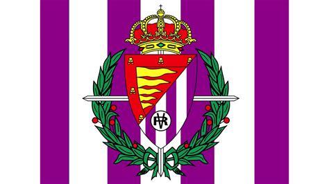 Bandera y Escudo del Real Valladolid Club de Fútbol B ...