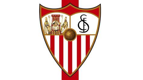 Bandera y Escudo del Sevilla Fútbol Club   Sevilla Capital ...