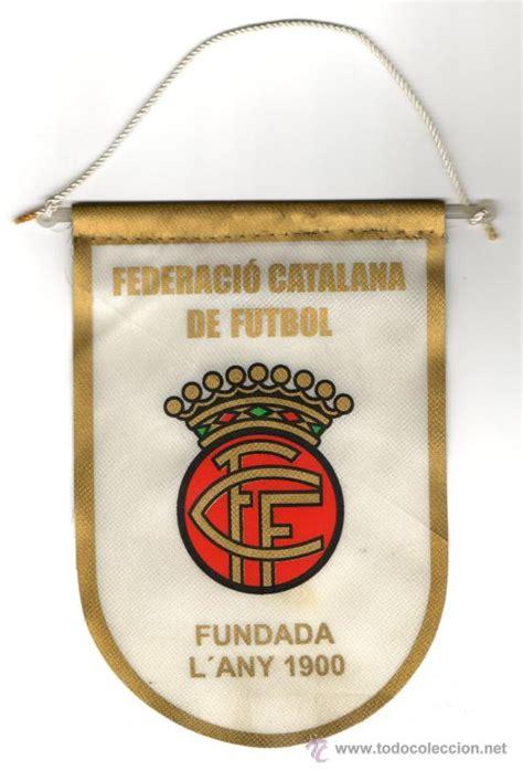 banderin de futbol de la federació catalana fun   Comprar ...