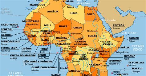 Bandiagara: Mapa político da África