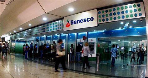 Banesco entregó más de 496.000 créditos en el primer ...