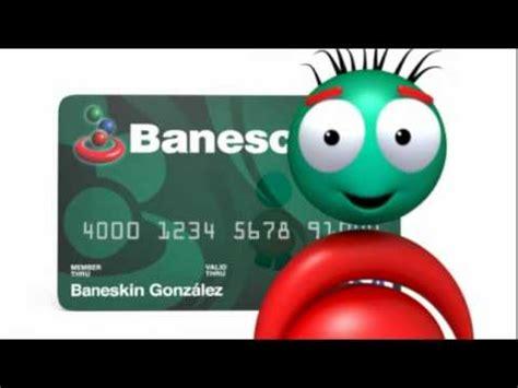 Baneskin Visa Débito Clásica   YouTube