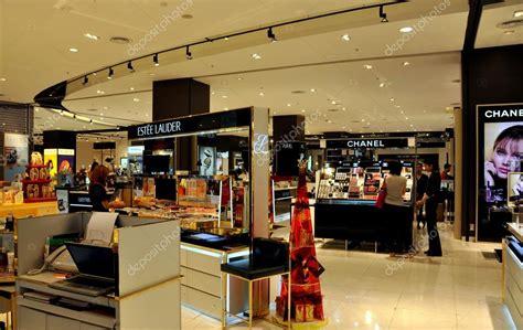 Bangkok, Tailândia: lojas de cosméticos no mundo central ...