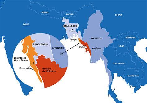 Bangladesh: mapa y 10 curiosidades que no conocías