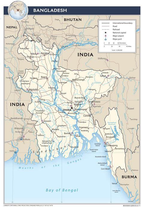 Bangladesh — Central Intelligence Agency