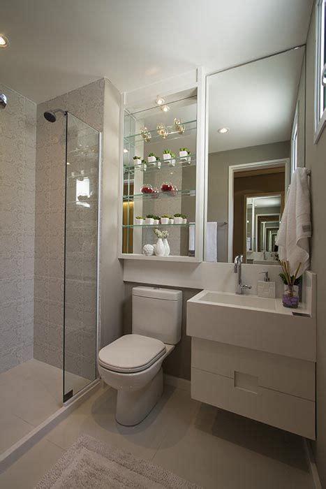 Banheiro da suite do apartamento de 3 dormitórios do ...