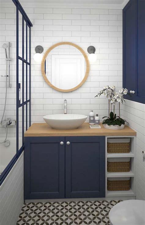 Banheiros Pequenos Decorados: 100 Ideias, Fotos e Projetos