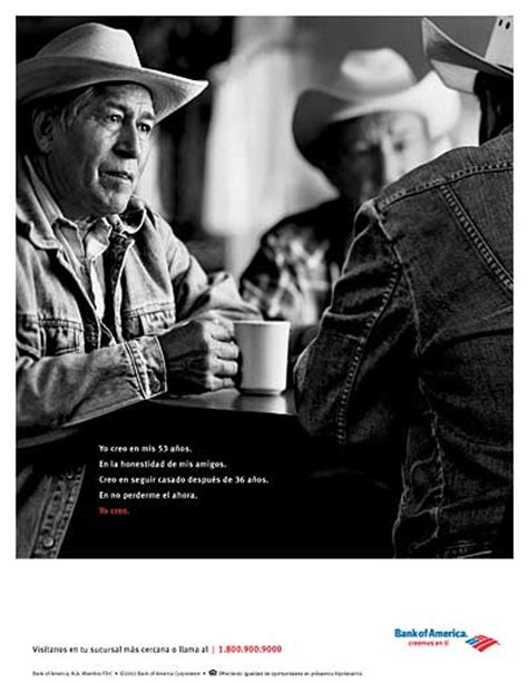 BANK OF AMERICA QUADRUPLES ETHNIC AD BUDGET | Hispanic ...