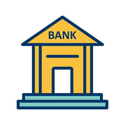 Bank Vector Icon   Download Free Vector Art, Stock ...