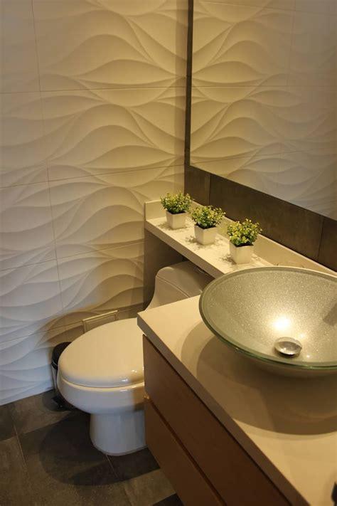 Baño auxiliar: baños de estilo por home reface   diseño ...