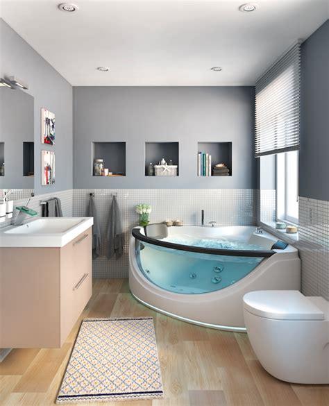 Baño y jacuzzi, combinación ideal   Leroy Merlin | baño en ...