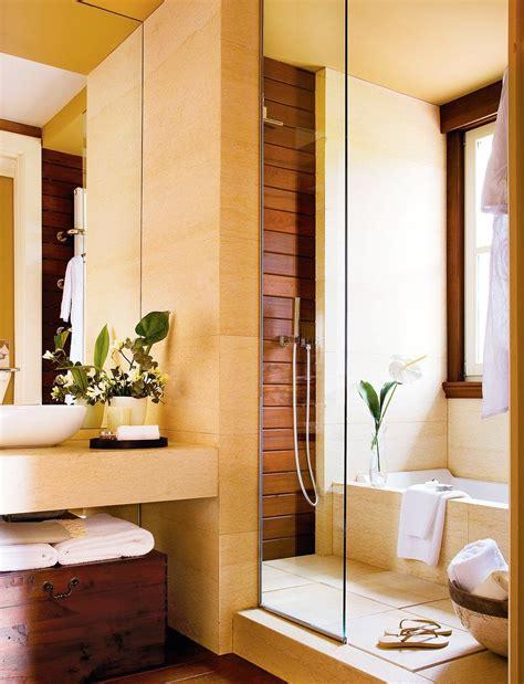baños con ducha: soluciones geniales · ElMueble.com ...