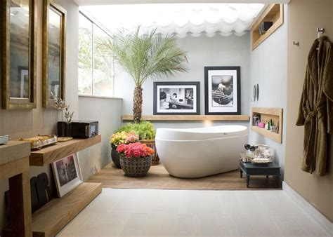 Baños con encanto: Una parte más de la casa   Decorar con ...