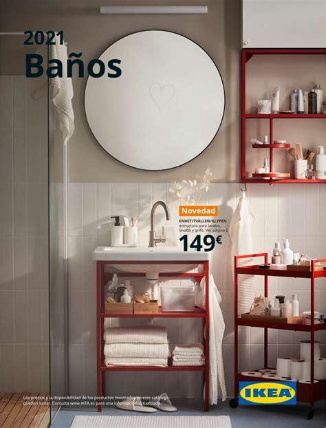 Baños IKEA 2021 fotos y precios de su nuevo catálogo