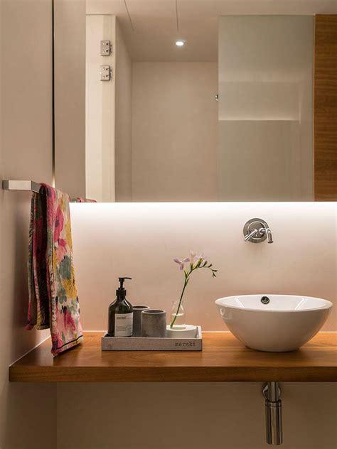 Baños mini   15 trucos para decorar   ideas   consejos ...