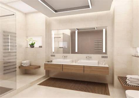 Baños modernos 2020   100 imágenes de tendencias y diseños