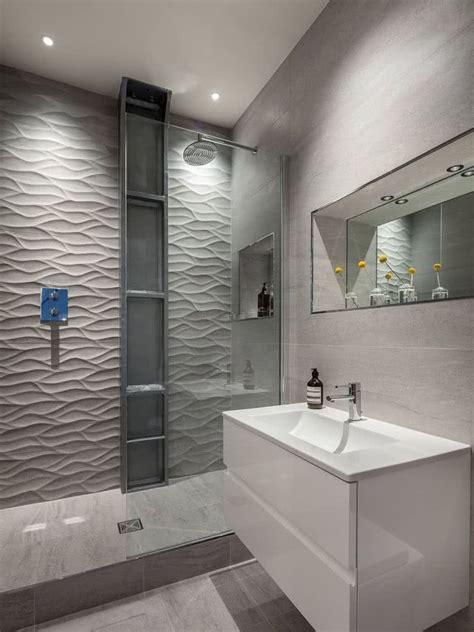 Baños modernos 2021 2020   100 imágenes de tendencias y ...