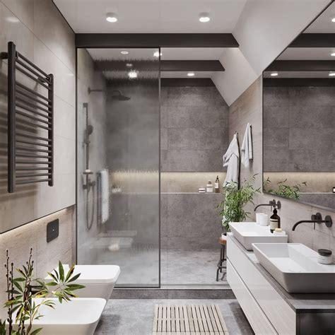 Baños Modernos 2021 2020   Diseños Modelos Decoración