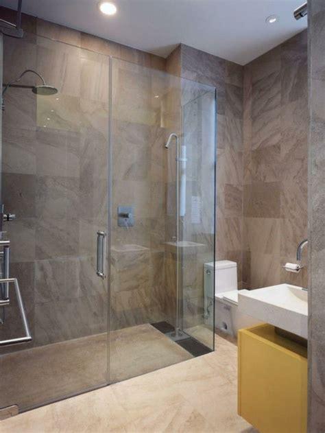 Baños pequeños con ducha   38 diseños de moda | Pequeñas ...