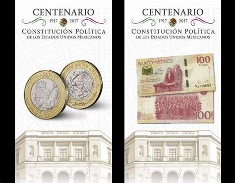 Banxico presenta billete y moneda conmemorativa por ...