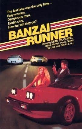 Banzai Runner  1987    FilmAffinity