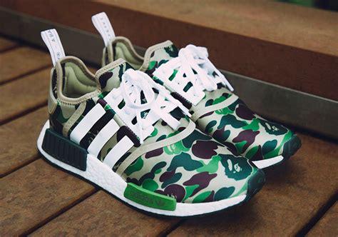 BAPE adidas NMD Online Purchase Links | SneakerNews.com