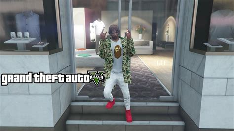 BAPE AND SUPREME ON GTA ONLINE IMPORT/EXPORT UPDATE| NEW ...