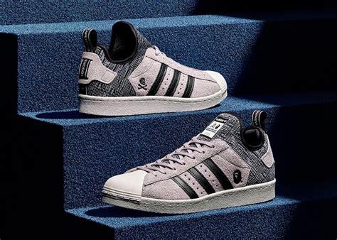 BAPE NEIGHBORHOOD adidas Superstar Boost   SBD