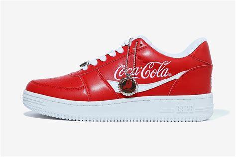 BAPE se une a Coca Cola para una colección cápsula muy ...