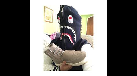BAPE Shark Hoodie Unboxing!   YouTube